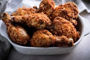 4-keto-fried-chicken-recipe-baked-pork-rind-breading-oven-fried